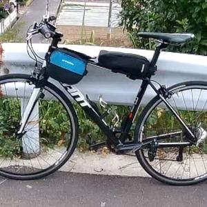 クロスバイクのカスタムをーー皮算用