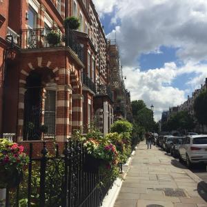 イギリス・アイルランド一人旅① ロンドン