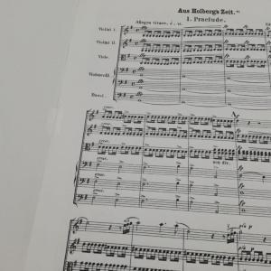 北欧の弦楽合奏曲