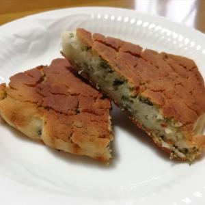 りんご風味のよもぎケーキ~ノンシュガーおやつレシピ~