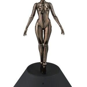 【1月23日~1月29日まで抽選受付】空山基『Sexy Robot floating』1/4 scale edition black ver.