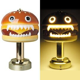 【9月25日発売】UNDERCOVER HAMBURGER LAMP
