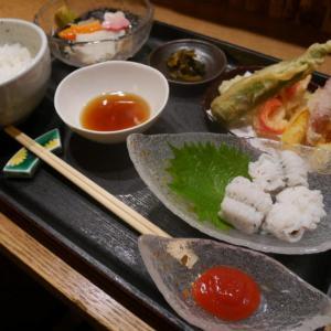 【錦市場ランチ】八百屋が直営店いけまさ亭の日替わり定食