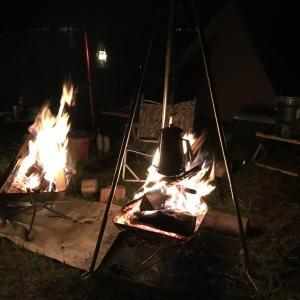キャンプBBQ焚き火シート使ってますか?
