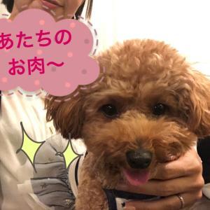 じいじの誕生日パーティ ムギ編
