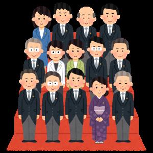 新内閣誕生と介護職の給料