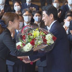 【動画】安倍内閣が総辞職 安倍総理が動画を公開