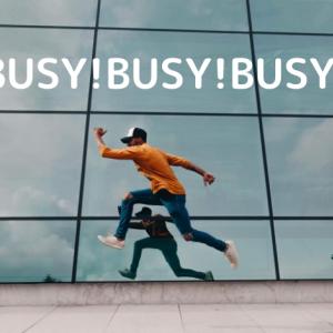 忙しい!は I am busyだけじゃない
