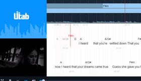 YouTubeの音楽を無料でギターコード楽譜化してくれる【 utab 】