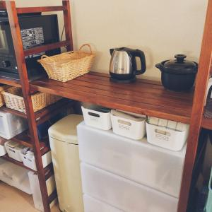 【収納ルール】キッチンの引き出しの中身公開