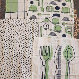 【IKEAキッチンクロス】どれが一番良かったか?使い心地レポート