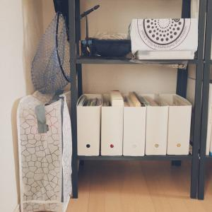 【IKEA】どんどん増えていく夫の趣味グッズを収納する