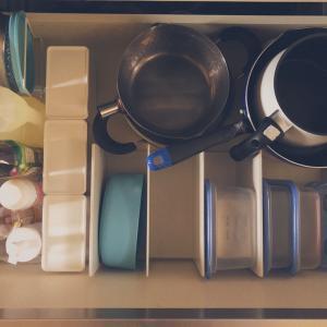 【Vlog】整理収納アドバイザーん家のコンロ下収納