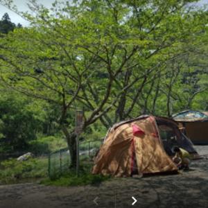 【アウトドア】節約キャンプ!無料キャンプ場の偵察!