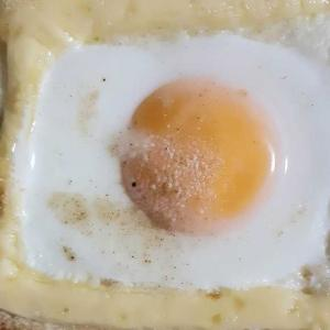 マヨたまトースト~~w🍳