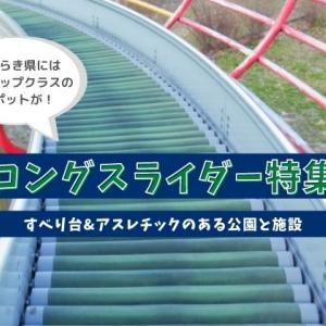 茨城県のすべり台の長さランキングとおすすめスポット!県内の本格アスレチックも紹介