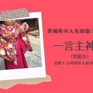 【一言主神社で初詣】2021年の混雑する時間帯とご利益・屋台情報(茨城県常総市)