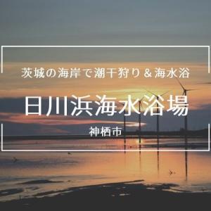 日川浜海岸の潮干狩りと海水浴情報【2021年】駐車場・周辺スポットも紹介