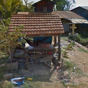 グーグルマップを旅する カンボジア編その2
