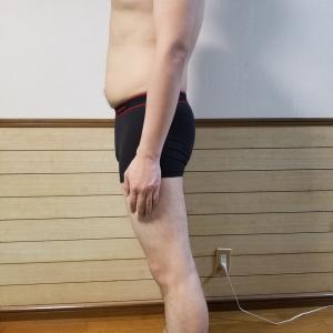 筋トレ・ダイエット再開してから体重増えてます kiyoの筋トレ・ダイエット記録4日目