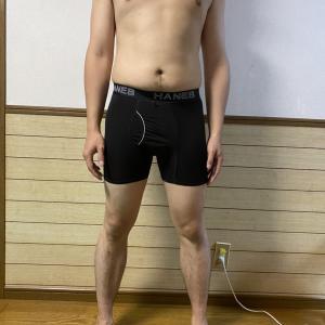 体重を減らすために体重を気にしない!? kiyoの筋トレ・ダイエット記録【8月22日】