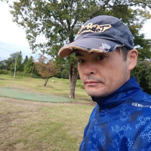 ミヤヒルでゴルフ。すっかり寒くなったな~