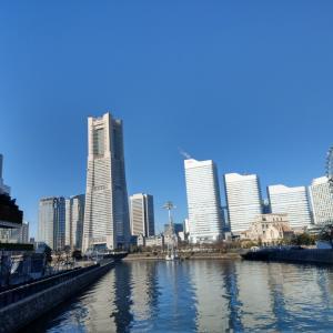 横浜をぶらぶら散歩