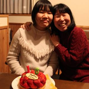 マナの誕生日♪