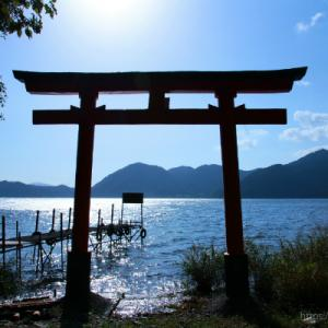 【沖島】弁天社 厳島神社