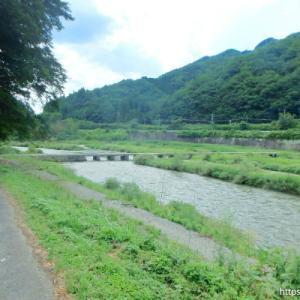 【南山城村】恋路橋<お茶の京都日帰りリベンジ旅>