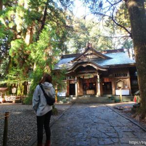 【高千穂】高千穂神社<九州場所3日間の旅 Day2>