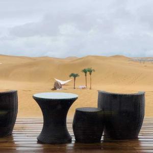 砂漠地へ旅行?
