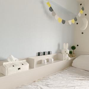 小学生娘の部屋にミッフィ♡miffy♡