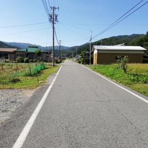 15日目 平谷村~飯島町