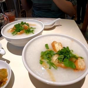 【中華街】朝ごはんは旨味たっぷり中華粥|謝甜記 貮号店