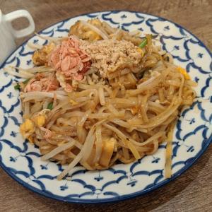 【横浜駅近ごはん】海外旅行に行けいないので外国気分を味わいにタイ料理を食べる サイアムオーキッド