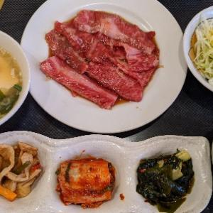 【関内ランチ】ボリューム満点コスパ抜群の焼き肉ランチセット |関内苑