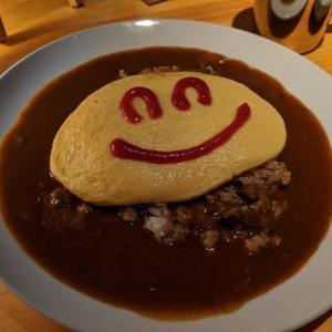 【関内ランチ】ニコニコなケチャップがかわいい洋食屋さんでオムレツのオムライス|KushiBa クシバ