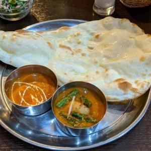 【横浜・馬車道】美味しいインドカレーとナンが食べ放題|Herbal Spice Kitchen