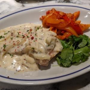【関内】平日限定ランチの鶏もも肉のグリル|Le Bara Vin 52