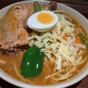 【横浜・馬車道】札幌の人気店の味を横浜で。Soup Curry 横浜べいらっきょのスープカレー