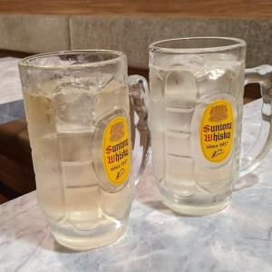 【川崎】まさかの500ベロ。一番館でハイボール2杯と餃子で510円。