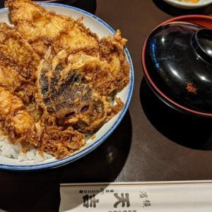 【横浜・関内】老舗天ぷら屋さんの天吉でかき揚げ丼