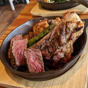 【横浜・みなとみらい】席からの景色が良い。DUMBO クイーンズスクエア横浜店(ダンボ)でお肉。