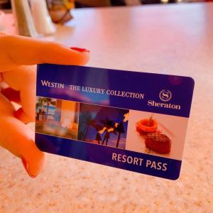 JAL海外ダイナミックパッケージツアーの「リゾートカード」