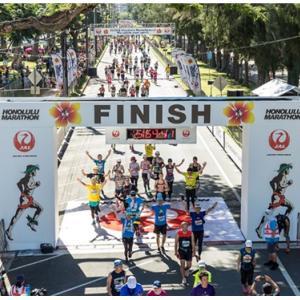 「JALホノルルマラソン2020」12月の開催を断念