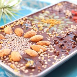 寒くなると、チョコレートが恋しくなります。