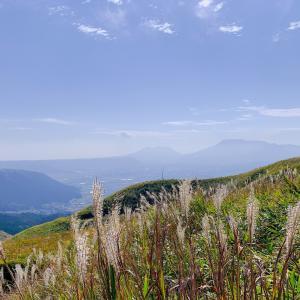 【阿蘇】熊本地震の後、久しぶりに大観峰へドライブ