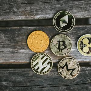 仮想通貨の残高(7月中旬)