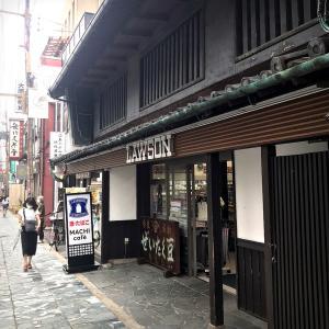 奈良のローソンは京都以上